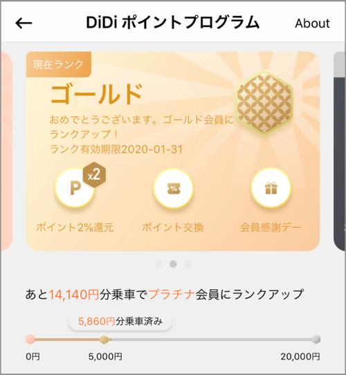 DiDiポイントプログラムの全貌