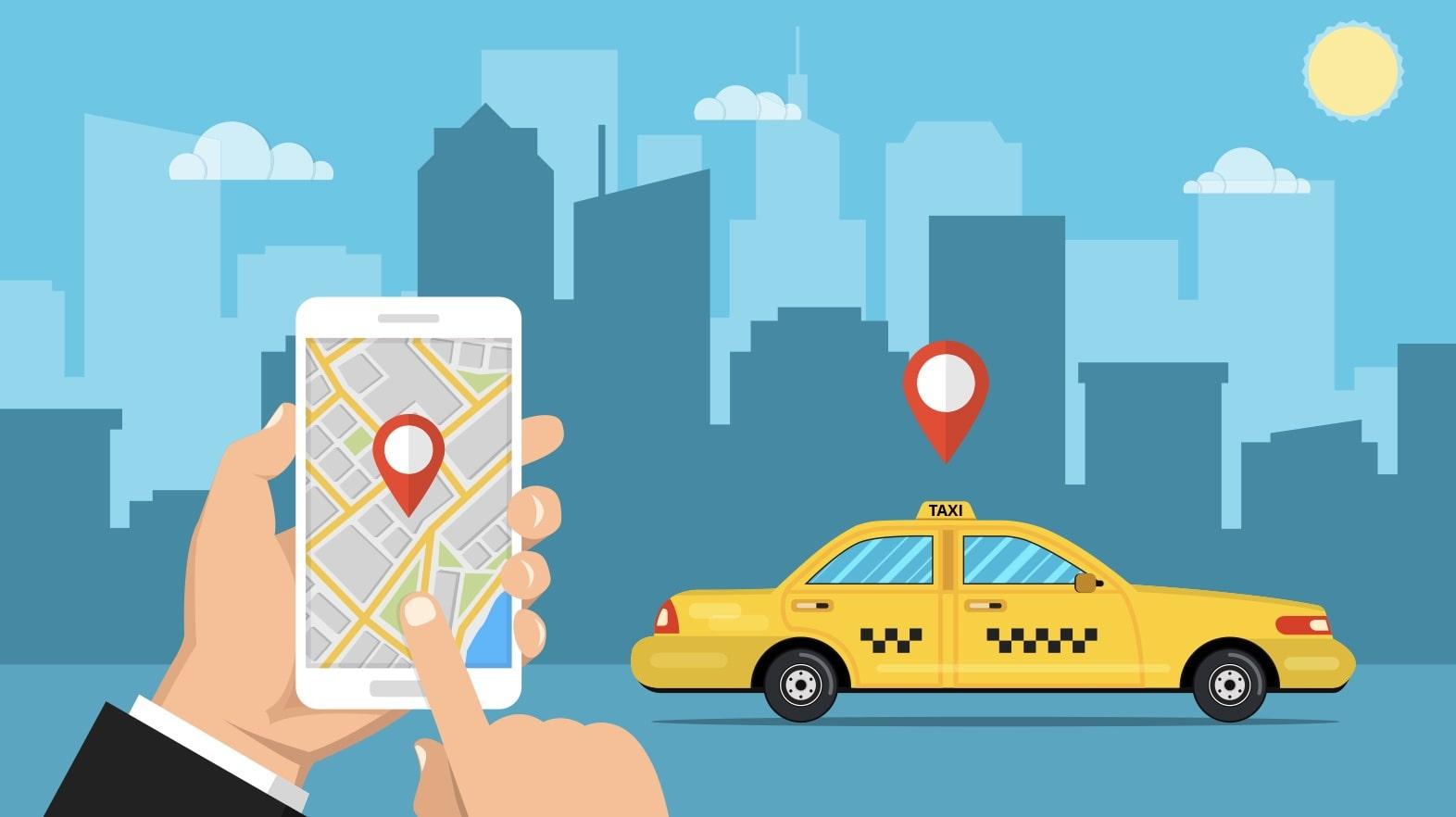 沖縄で使えるタクシーアプリ