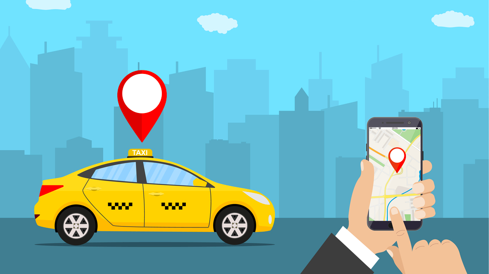 DiDiでタクシーを予約する方法