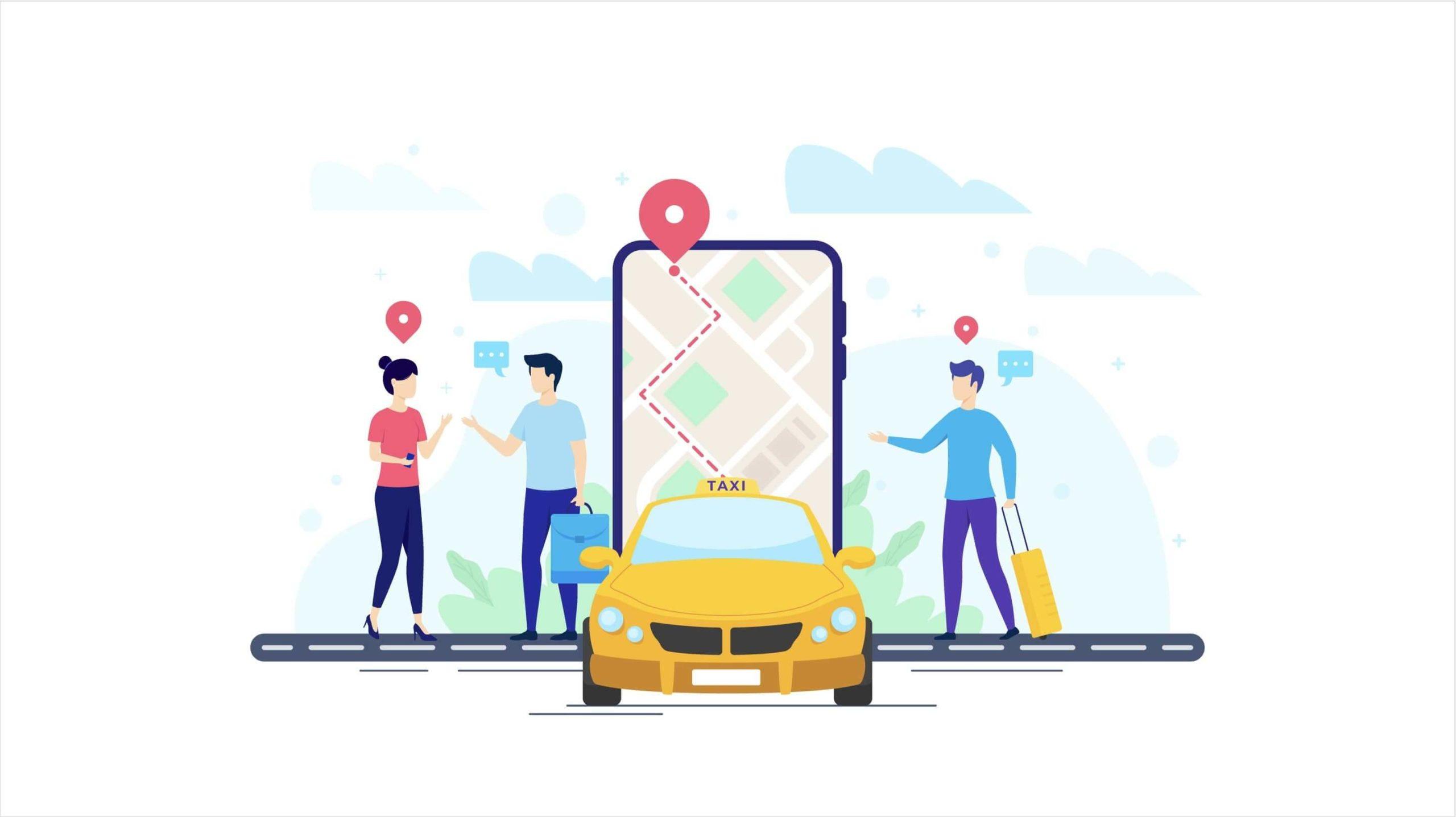 福岡で使えるタクシーアプリ3選とクーポン情報